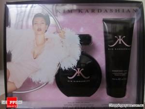 Kim Kardashian by KIM KARDASHIAN 100ml 2 PCS Women Perfume GIFTSET