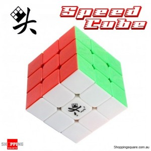 Dayan 2-GuHong 3x3 Stickerless Speed Cube