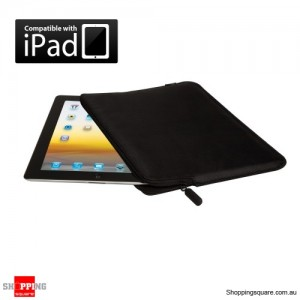 V7 Slim Sleeve for iPad 4th, 3rd and 2