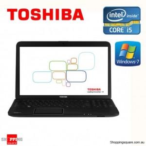 Toshiba Satellite Pro C850 Intel i5 2450M, 4GB DDR 3, 640GB SATA, 15.6 Display, HDMI, Bluetooth, 802.11 b/g/n, Win7 Pro 1 yr war
