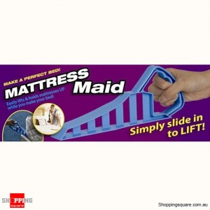 Mattress Maid - Effortlessly Make your bed nicely and easily!