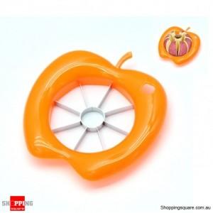 APPLE Pear Corer Slicer Easy Cutter Cut Fruit Knife Random Colour Pick for APPLE