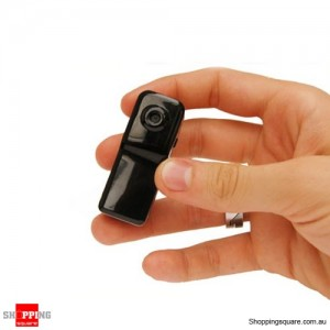 Mini Sports Action Video Camera Camorder Webcam with Clip AND BRACKET