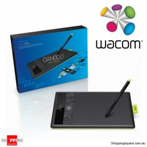 Wacom Bamboo Pen And Touch Small Tablet