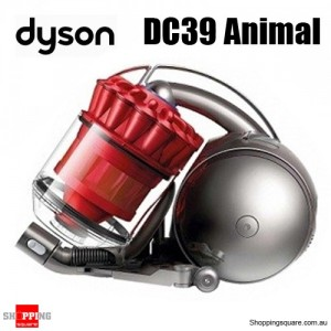 Dyson DC39 Animal Ball Barrel Vacuum Cleaner - Red