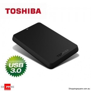 Toshiba 500GB Canvio USB 3.0 Portable External Hard Drive