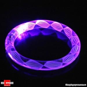 LED Flash Blinking Color Changing Party Bracelet Bangle