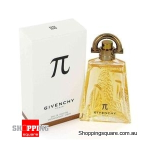 PI by Givenchy 100ml EDT SP For Men Perfume