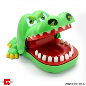 Crocodile Mouth Bite Party Family Game Boy Girl Kid Toy