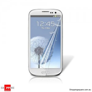 Samsung I9300 Galaxy S III Screen Protector Clear