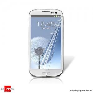 Samsung I9300 Galaxy S III Screen Protector Clear