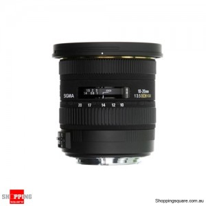 Sigma 10-20mm F3.5 EX DC HSM For Nikon
