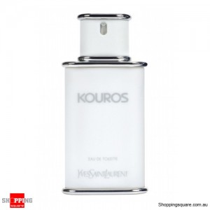 Kouros 100ml EDT by Yves Saint Laurent For Men Perfume