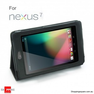 Leather Case for Google Nexus 7 tablet the 1st Generation