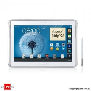 Samsung GALAXY Note 10.1 N8000 16GB 3G White