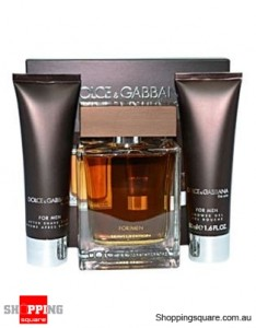 The One Men 2PC Set 100ml EDT SP & 75ml After Shave Balm