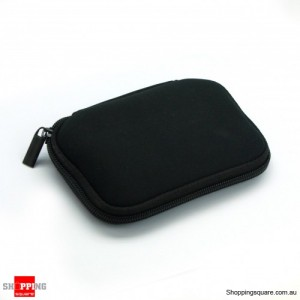 Portable Soft Carrying Case for 2.5 Portable External Hard Drive