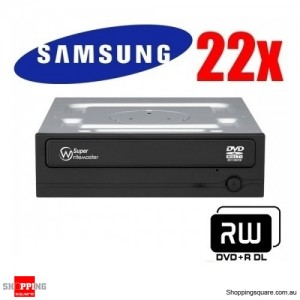 Samsung SH-224BB 22x DVD Burner Internal SATA writer