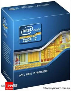Intel Core i7-3770K Processor 8M Cache, up to 3.90 GHz BX80637i73770K