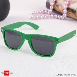 Trendy Cool Sunglasses Green Colour