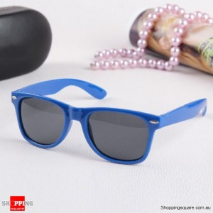 Trendy Cool Sunglasses Blue Colour