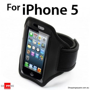 Sports Armband Case for iPhone SE 5S, 5C and 5