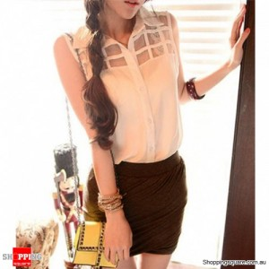 Celebrity Style Modal Cotton Jersey Shirred Tube Fitted Mini Skirt Coffee Colour
