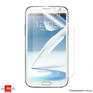 Screen protector for Samsung Galaxy Note II N7100