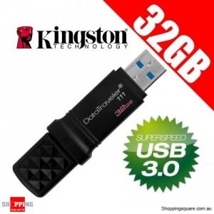 Kingston 32GB USB 3.0 Flash Drive DT111/32GB -DS