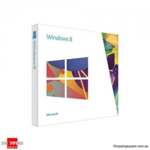 Microsoft Windows 8 32 bit Eng Intl DVD OEM