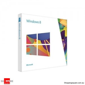 Microsoft Windows 8 64 bit Eng Intl DVD OEM