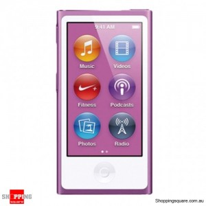 iPod Nano Generation 7 16GB Purple - DEMO UNIT