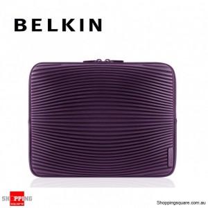 Belkin Contour Sleeve iPad Plum