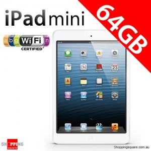 Apple iPad mini 64GB Wifi White