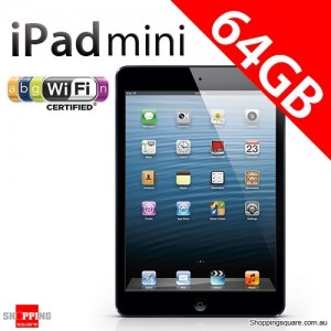 Apple iPad mini 64GB Wifi Black