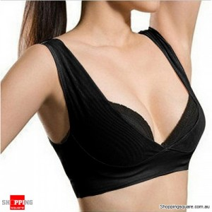 Breast Lifts Enhancement Shapewear Black  Colour Size 8