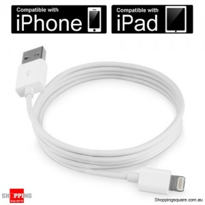 8Pin Lightning USB Data Charger Cable for iPhone X 8 8 Plus 7 SE 5S iOS11