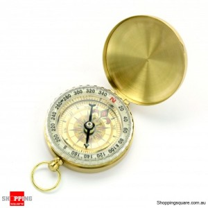Pocket Classic antique style compass