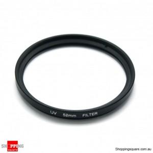 52mm HD Ultraviolet UV Lens Filter