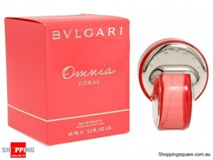 Bvlgari Omnia Coral 65ml EDT For Women Perfume