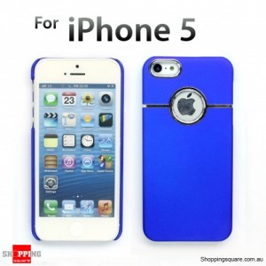 Case Cover Skin for apple Iphone SE 5S 5 Blue Colour