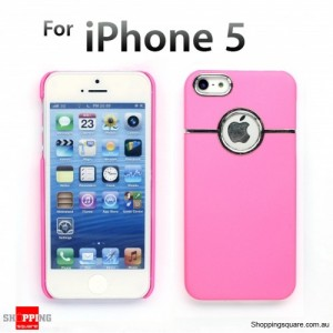 Case Cover Skin for apple Iphone SE 5S 5 Pink Colour