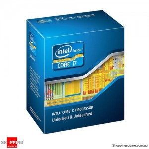 Intel Core i7 3770/3.40GHz/8MB CACHE/LGA1155 CPU