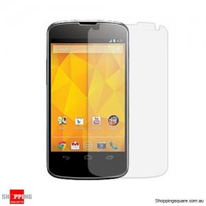 Screen protector for Google LG Nexus 4 SmartPhone