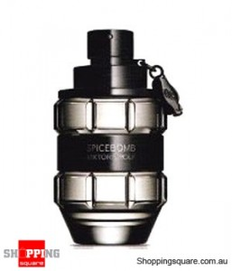Spicebomb 90ml EDT By Viktor&Rolf For Men Perfume