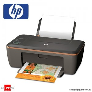 HP DJ2510 Printer AIO 20ppm(B)16(C), 1000pg DUTY, 600dpi, HP PCL3, WIN+OSX