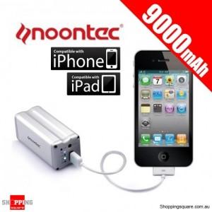 Noontec 9000mAh Powerme Battery Pack For iPad, Smart Phone PB9000