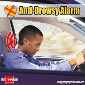 Anti-Drowsy Anti-Sleep Alarm for Driver Black Colour