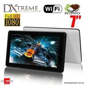 "Dxtreme D703B 7"" Android Tablet PC"