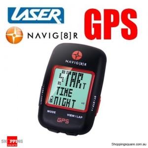 Laser Navig8r Bike GPS Computer